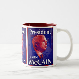 President John McCain Mug