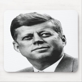 President Kennedy Mouse Pad