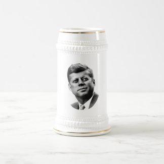 President Kennedy 18 Oz Beer Stein