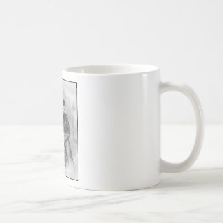 President Lincoln and His Son Coffee Mug