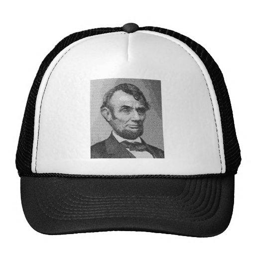 President Lincoln Render w/the Gettysburg Address Hat