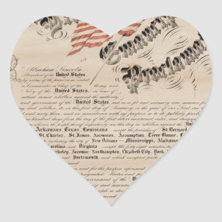 President Lincoln s emancipation proclamation 2 Stickers