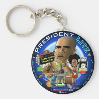 President LITE Key Chain