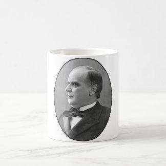 President McKinley Basic White Mug