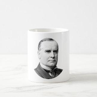 President McKinley Graphic Coffee Mug