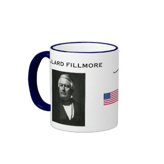 President Millard Fillmore Mug