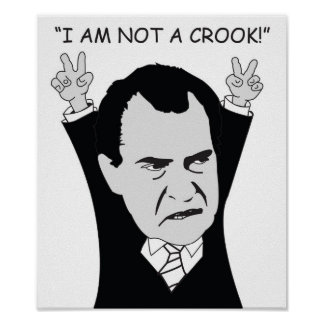 President Nixon Posters