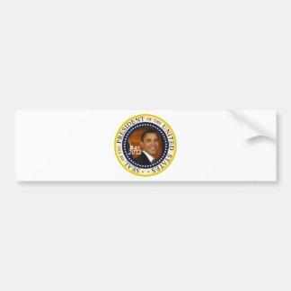 President Obama 2012 Campaign Launch Bumper Sticker