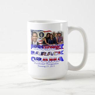 President Obama 2012 Re-election Mugs