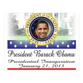 President Obama 2012 Re-election Postcard