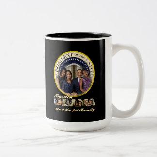PRESIDENT OBAMA 2013 Inauguration Coffee Mug
