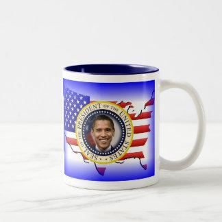PRESIDENT OBAMA 2013 Inauguration Mug
