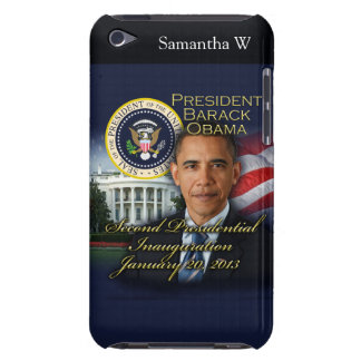 President Obama 2nd Inauguration iPod Case-Mate Case