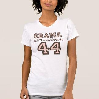 President Obama 44 Distressed T shirt