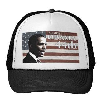 president Obama 44th - c Mesh Hats