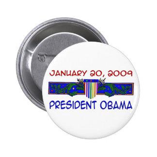 President Obama 6 Cm Round Badge