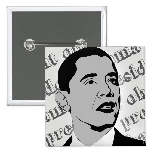 president obama pinback buttons