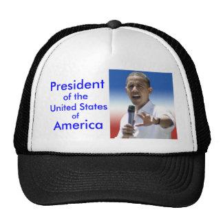 President Obama Trucker Hat