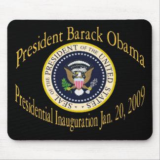 President Obama Commemorative Inauguration Mouse Pad