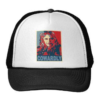 President Obama - Cowardly Trucker Hats