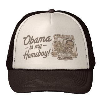President Obama Homeboy Beer Gifts Mesh Hats