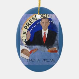 President Obama Inaugration Ornament