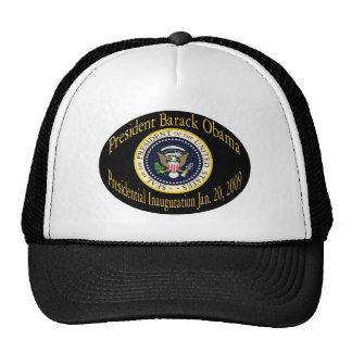 PRESIDENT OBAMA Inauguration Commemorative Cap