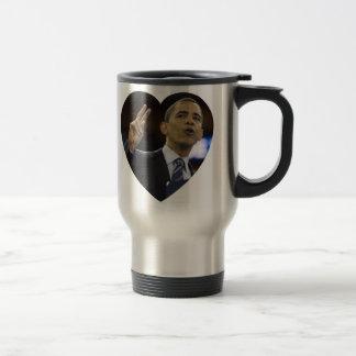 PRESIDENT OBAMA Inauguration Commemorative Coffee Mugs