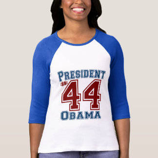 President Obama Ladies T-Shirt