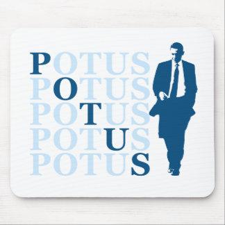 President Obama Mouse Mat