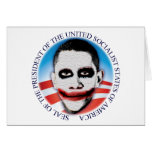 President of the USSA Greeting Card