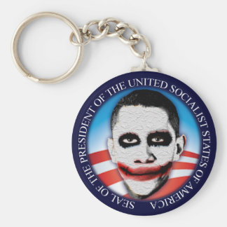 President of the USSA Keychains