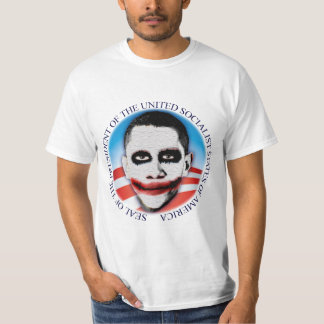 President of the USSA T-Shirt
