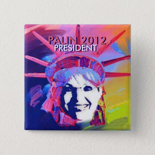 President Palin Pin