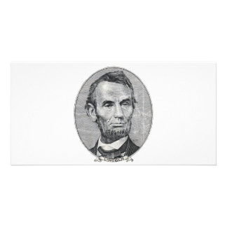 President Photo Card Template