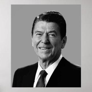 President Reagan Poster