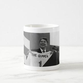 President Ronald Reagan - The Gipper Basic White Mug