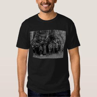President Roosevelt and John Muir California 1903 Shirts