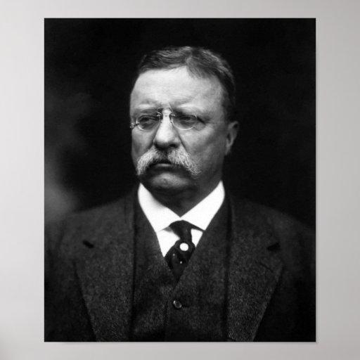 President Teddy Roosevelt Posters