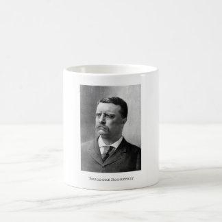 President Theodore Roosevelt Basic White Mug