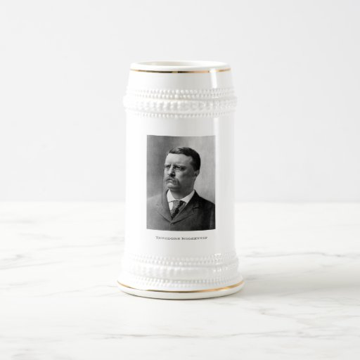 President Theodore Roosevelt Mug