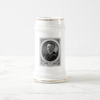 President Theodore Roosevelt Beer Steins