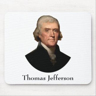 President Thomas Jefferson Mouse Pad
