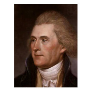 President Thomas Jefferson Post Cards