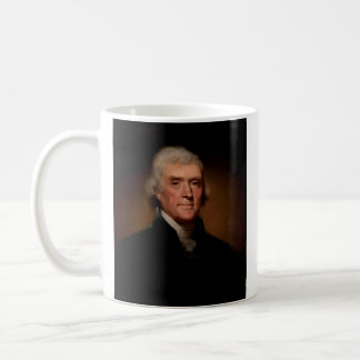 President Thomas Jefferson Signature Mug
