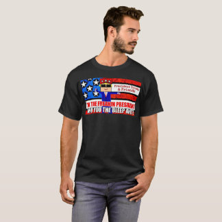 President Trump and Friends T shirt