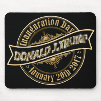President Trump Inauguration Day 2017 Mousepad