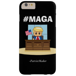 President Trump MAGA Oval Office iPhone Case