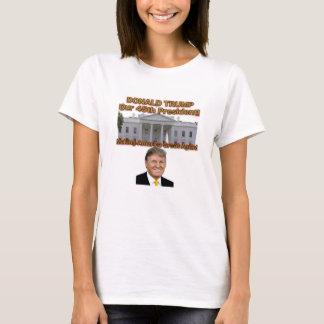 President Trump Shirt - Women's