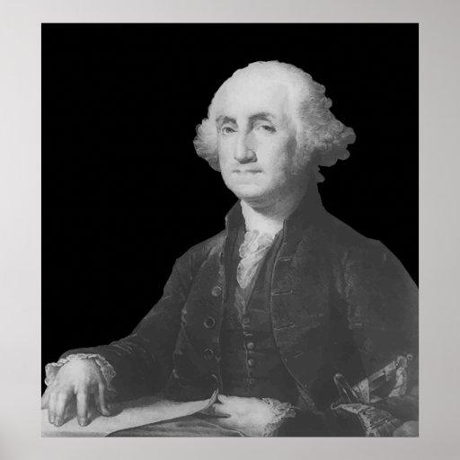President Washington Print